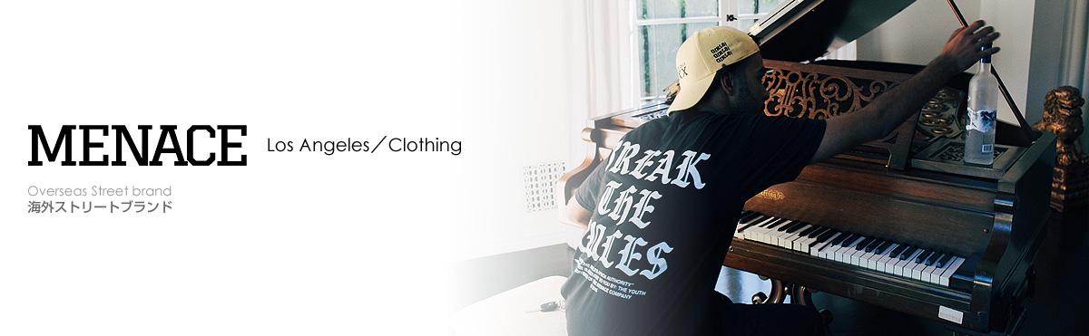 MENACE Los Angeles/Clothing